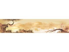 Абстракция 22 Японская живопись